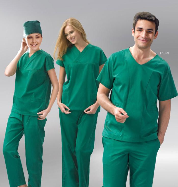 洗手衣了墨绿 手术衣 手术室洗手衣护士裤病号服特价