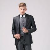重庆欧迈男士绅士修身休闲重庆西服套装