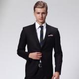 重庆欧迈男士绅士修身两粒扣 重庆西服套装