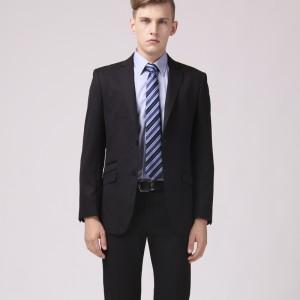 重庆欧迈男士修身绅士正装重庆西服套装