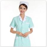 夏装 短袖 重庆护士服药店工作服 抗菌牙科口腔服 不起球新款