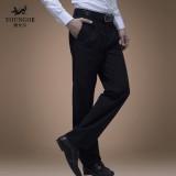 男士西裤秋款 欧迈西裤男正品欧迈专柜正装西裤