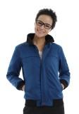 欧迈工服冬季长袖工作服 工衣工服重庆劳保服涤棉工人棉衣上衣