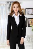 秋装新款 OL套装女装时尚 韩版女士正装西装工作服