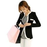 小西装女外套长袖秋装新款女装韩版潮上衣修身百搭重庆西服