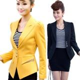 秋装新品修身小西装女士外套长袖韩版气质小重庆西服