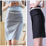 韩版夏秋女款OL修身包臀西装裙职业裙包臀半身裙团购工作裙子