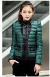 新款短款女士小棉服女装修身韩版羽绒棉棉衣防寒服女外套包邮
