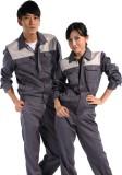 春秋冬季长袖工作服 工服防静电工人工作服套装