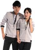 春秋冬季长袖工作服 工服重庆劳保服工人工作服套装