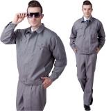 全棉长袖工作服套装男 劳保厂服电工电焊工服工程服汽修服