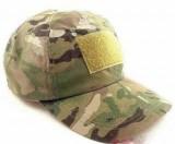 全地形迷彩 魔术贴 CS特种战术 棒球帽 小兵帽 可调节