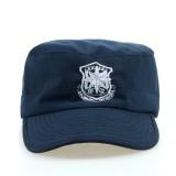 新款保安便帽 保安绣花帽 酒店物业保安帽