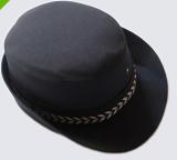 女保安帽 保安女帽 物业停车场门卫女帽 制服帽子 演出帽