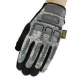 秋冬新款特种兵战术防护手套 冬季骑行全指海豹迷彩手套精工版