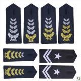 新式保安肩章 新款保安服饰配件 保安软肩章 保安套肩章