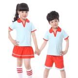重庆校服夏季 儿童 童装 重庆校服 母婴 幼儿园 小学生包邮订做