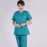 手术衣洗手刷手衣隔离衣防护服包布胡兰艳绿
