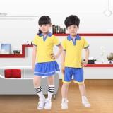 重庆校服新款夏季幼儿园园服/中小学生重庆校服/合唱演出服