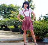 重庆校服初中学生重庆校服秋装女套装