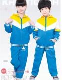 重庆校服中小学生重庆校服幼儿园园服批发儿童秋冬款运动套装订做