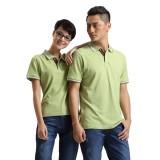 夏季短袖工作服 工衣工服纯棉工人Polo衫