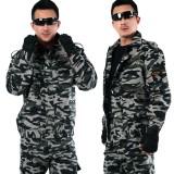 户外美军101空降师我是特种兵迷彩服男套装 登山作训军迷工装正品