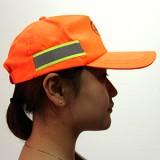 反光帽环卫帽警示帽交通反光帽反光衣施工帽公路反光帽