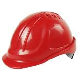 安全帽经典M型增强版头盔有帽带工地建筑劳保头部防护