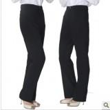 西装裤 直筒裤 女 酒店工作服 加厚女裤 尺码齐全 秋冬裤 工作裤