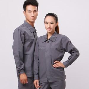 电焊工作服男冬天工作服套装重庆劳保服汽修工作服棉上衣