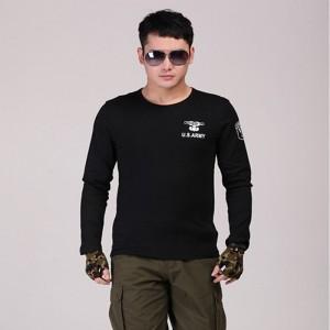 印字印图圆领纯棉班服宣传衣服加厚文化衫来图印制长袖重庆T恤广告衫
